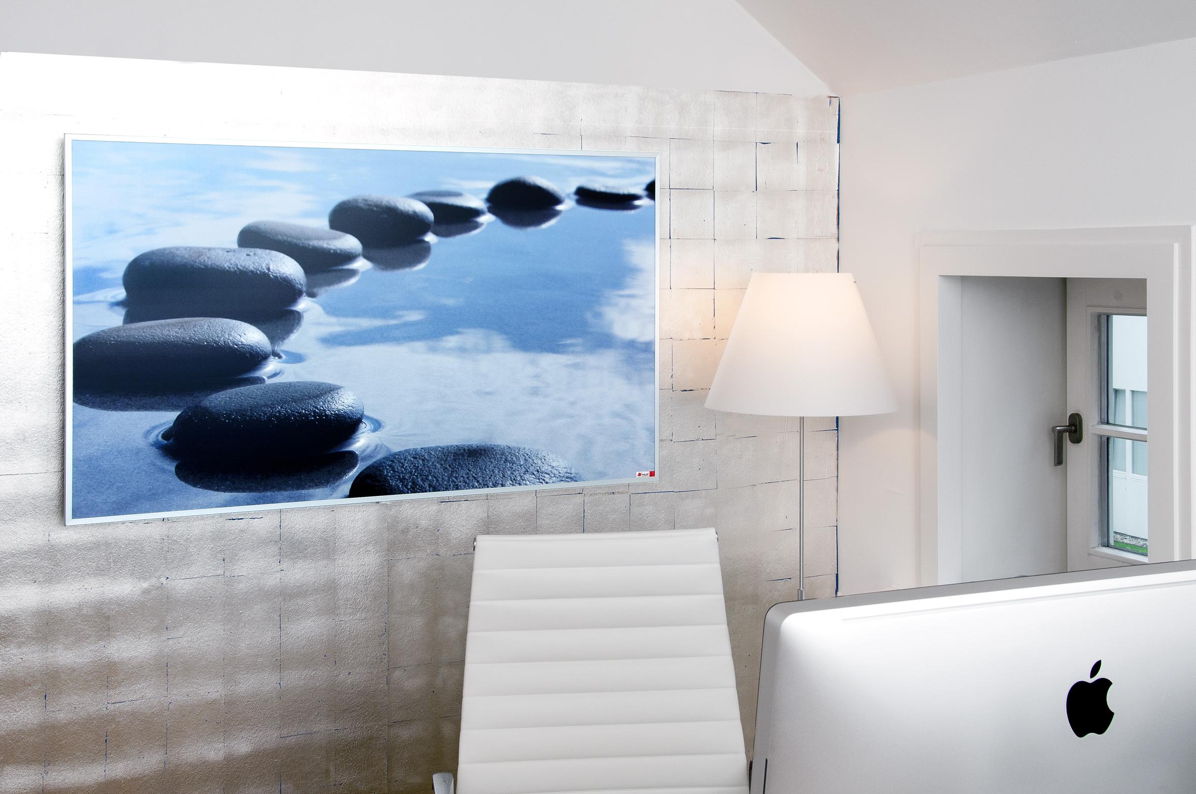 infrarotheizungen tipps zur wattzahl platzierung raumgr e. Black Bedroom Furniture Sets. Home Design Ideas